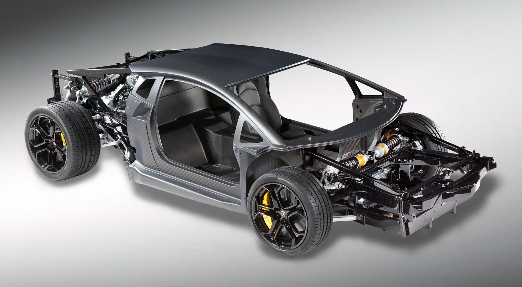 Una década del Lamborghini Aventador: diez imágenes y diez datos