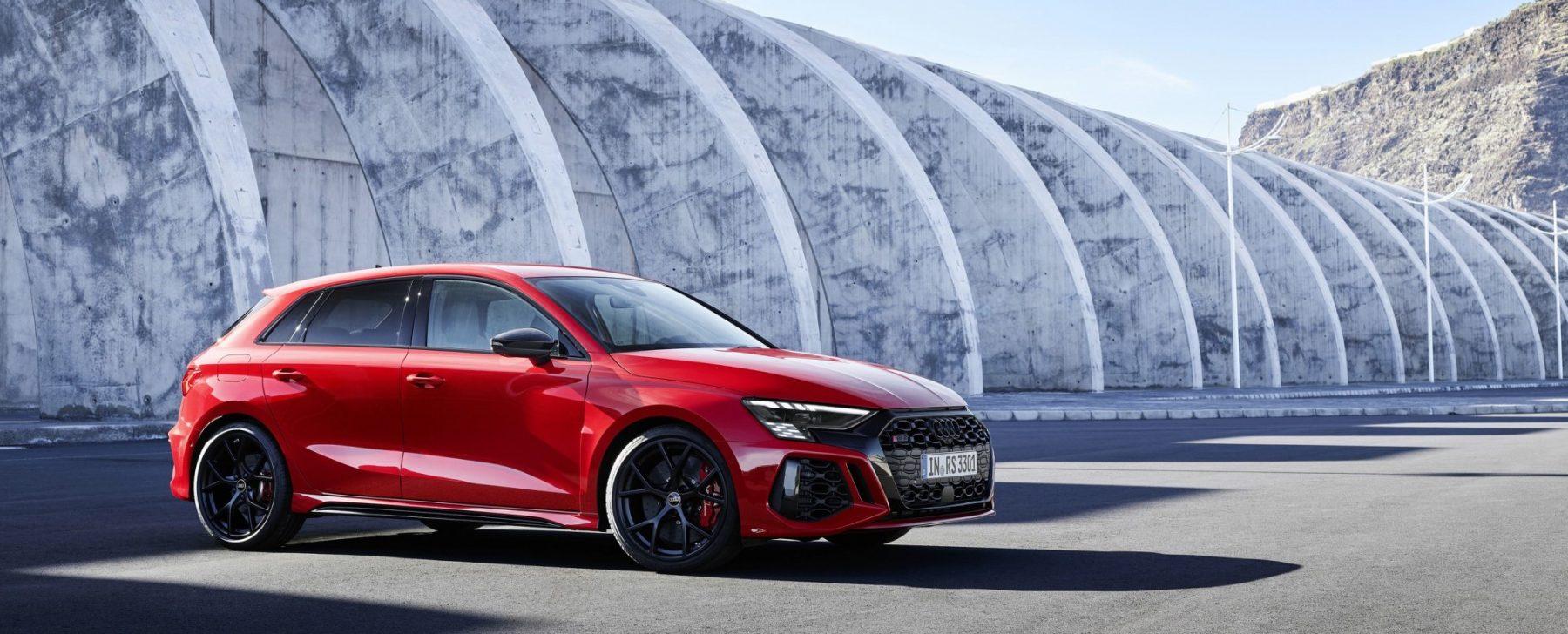 Audi RS 3, el compacto supervitaminado