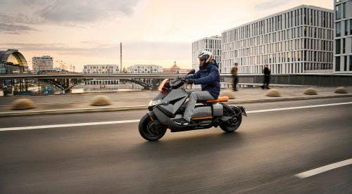 La revolución de BMW para la movilidad urbana sobre dos ruedas