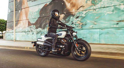 La leyenda de la Harley-Davidson Sportster continúa