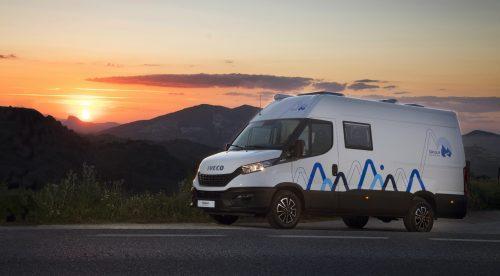 La Iveco Daily Camper ya está disponible desde 45.781 euros