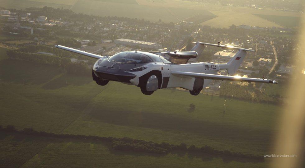 AirCar coche volador