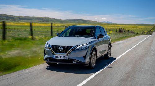 Nissan Qashqai: el pionero de los SUV mejora en todo