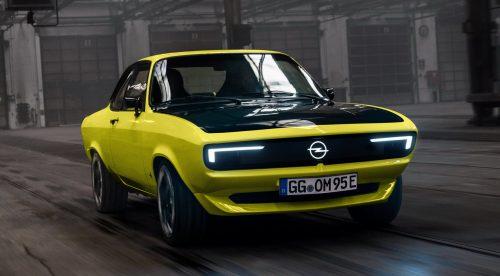 Opel será eléctrica en 2028 y revivirá al mítico Manta como modelo a pilas