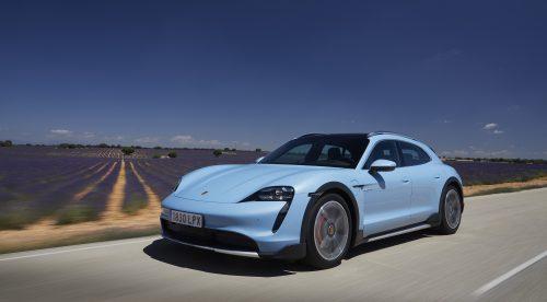 Taycan Cross Turismo, el deportivo eléctrico más familiar de Porsche
