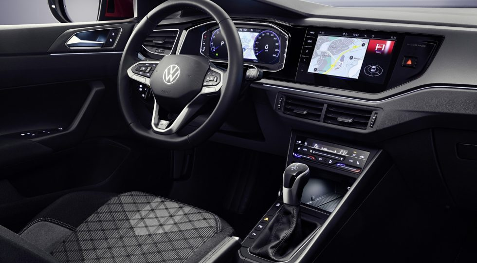 Interior Volkswagen Taigo