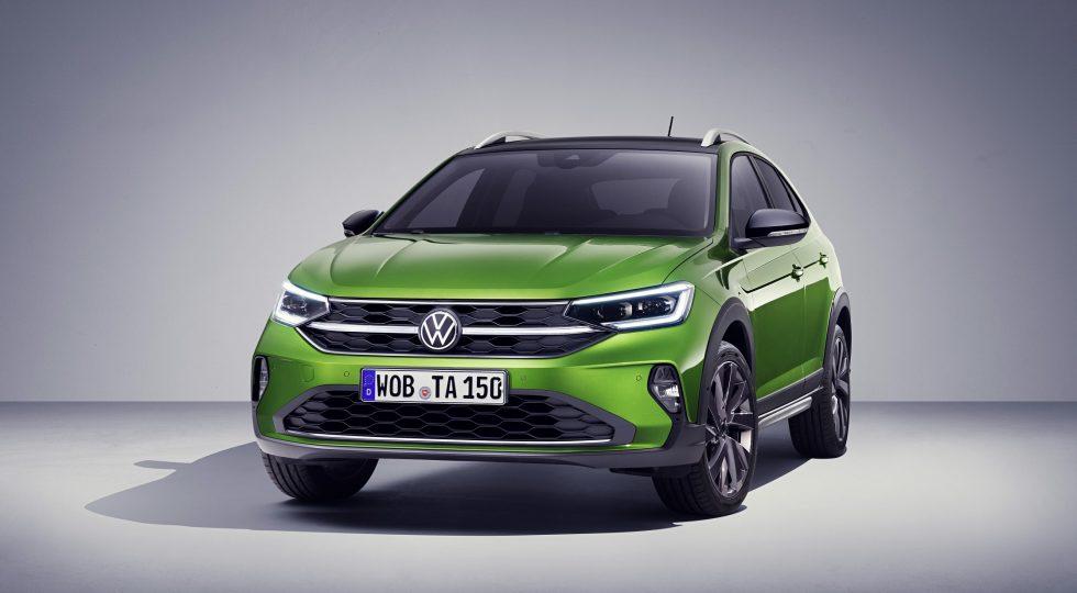 Taigo Volkswagen verde