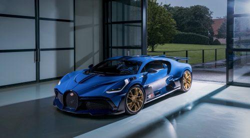 Divo, el último de los Bugatti más especiales
