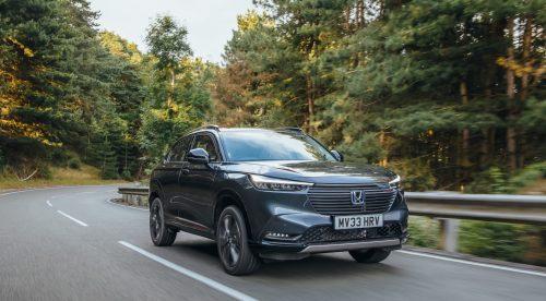 Los consumos del nuevo Honda HR-V: correctos pero sin alardes