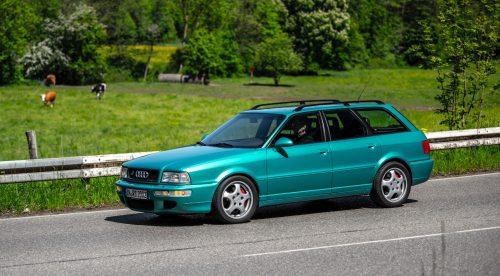 Audi RS2 Avant, el pionero entre los deportivos familiares