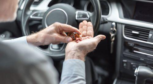 Psicofármacos al volante: 1.300 muertes en la última década