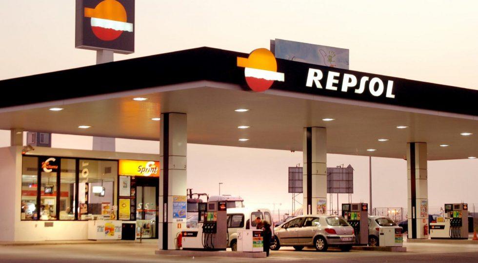 Google Maps gasolineras