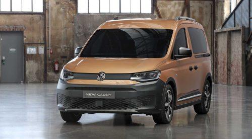 Volkswagen Caddy Panamericana, con un toque aventurero