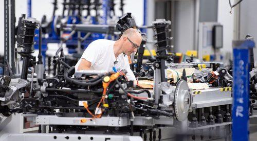 El negocio de las grandes fábricas de baterías para coches eléctricos