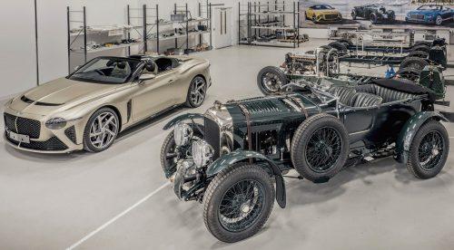 Los dos Bentley más exclusivos de la historia