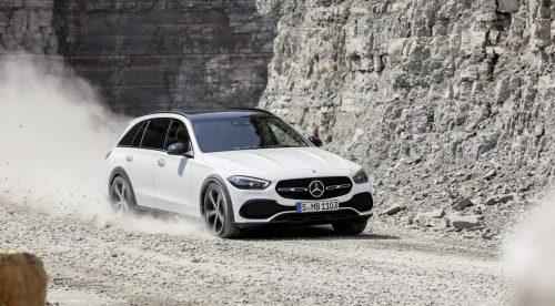 El Mercedes Clase C más versátil: campero y familiar