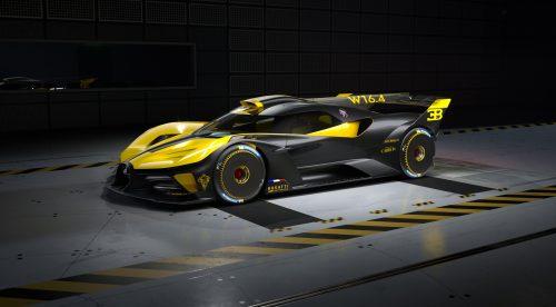 El Bugatti Bolide, la máquina más extrema, se hará realidad