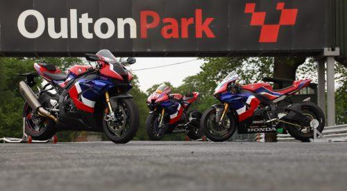 La Honda de Superbikes solo saca dos segundos a la de calle