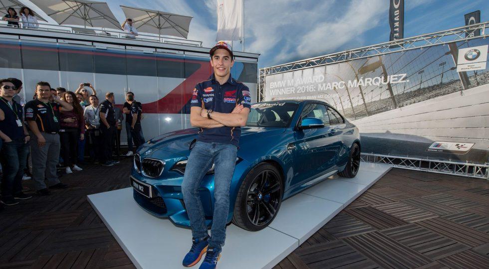 BMW M2 Marc Márquez