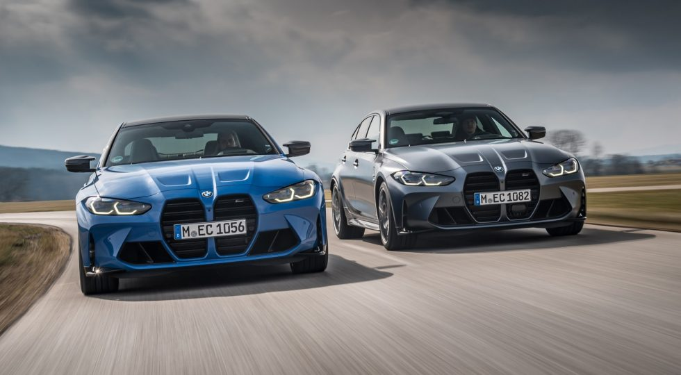 BMW M3 M4 Competition xDrive