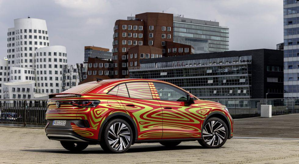 Volkswagen ID5 GTX