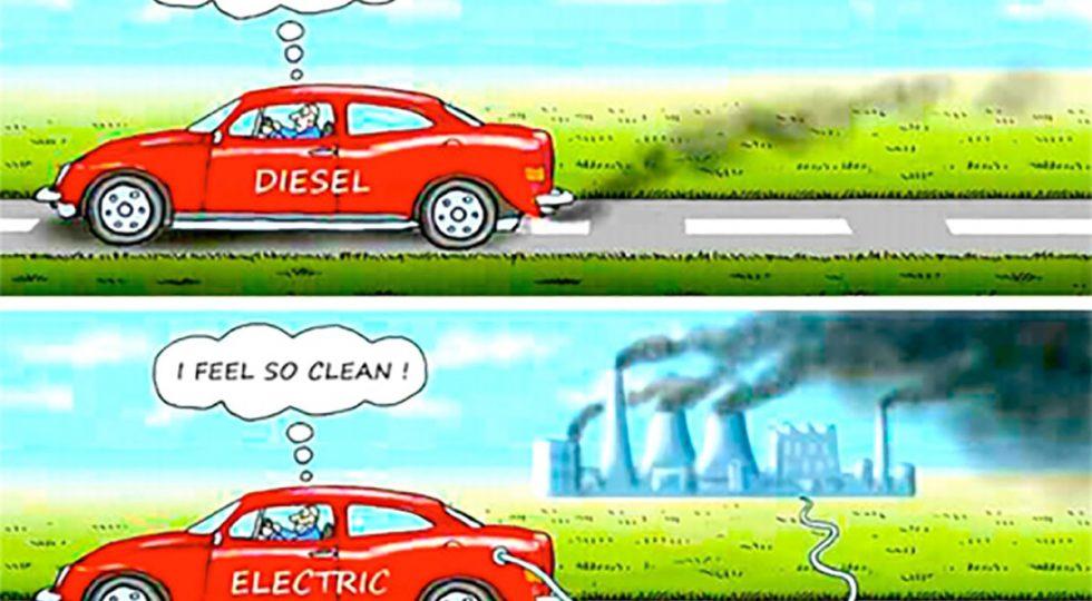 Los mejores Memes sobre coches eléctricos