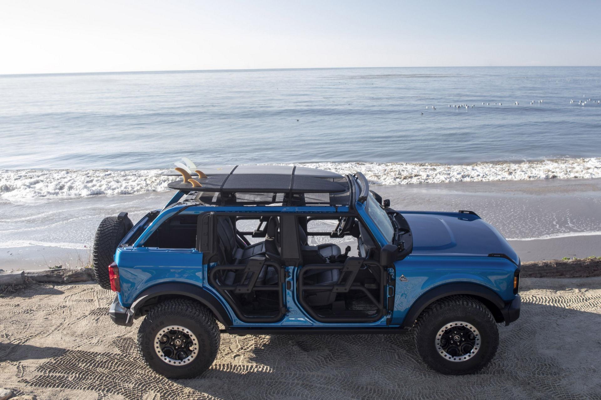 Ford Bronco Riptide