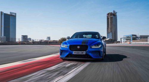 Así es el espectacular Jaguar de 'Fast & Furious 9'