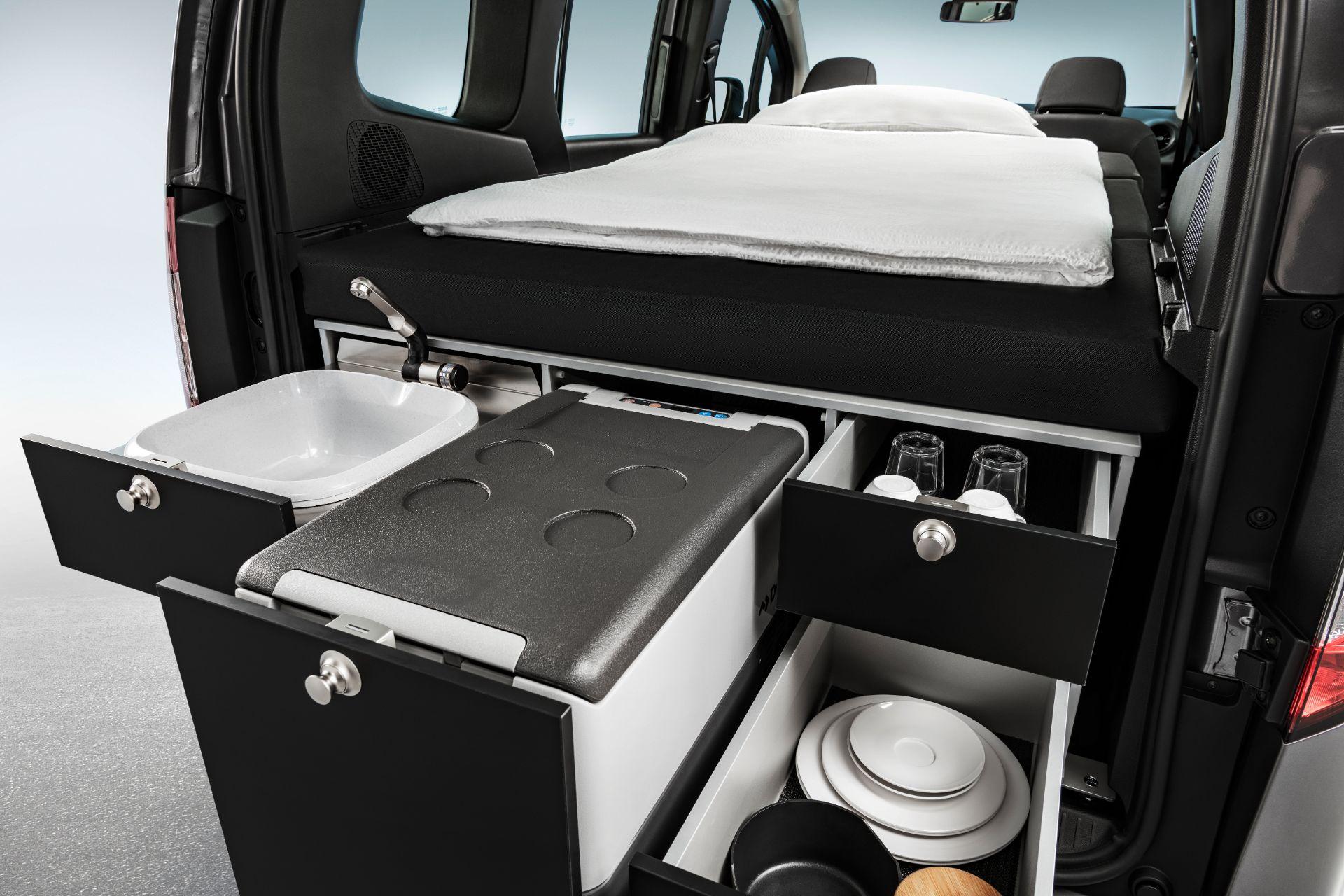 Mercedes Citan Camper