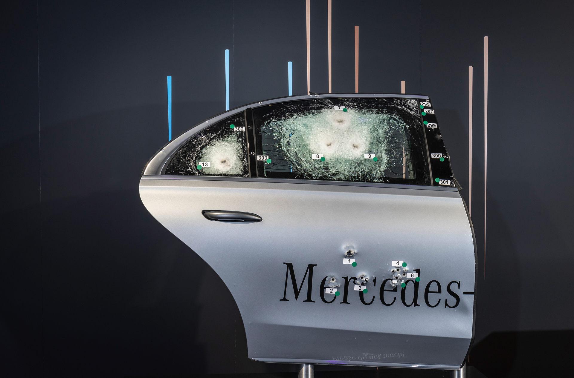 Mercedes-Benz S 680 Guard