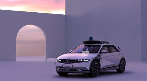 Hyundai prepara un taxi autónomo para 2023