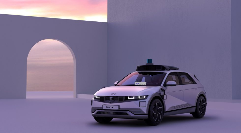 Hyundai Ioniq 5 robotaxi