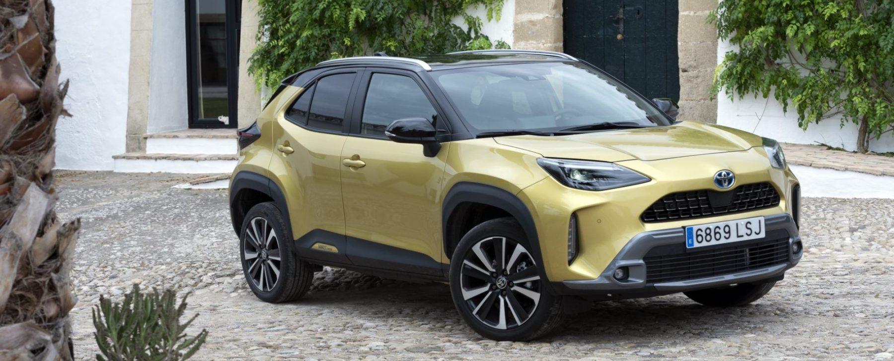Toyota Yaris Cross, el SUV compacto que faltaba
