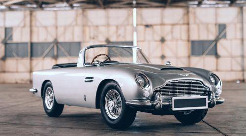 El Aston Martin DB5 de James Bond para niños cuesta 105.000 euros