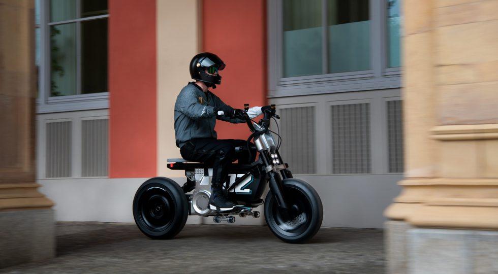 BMW Motorrad Concept CE 02,
