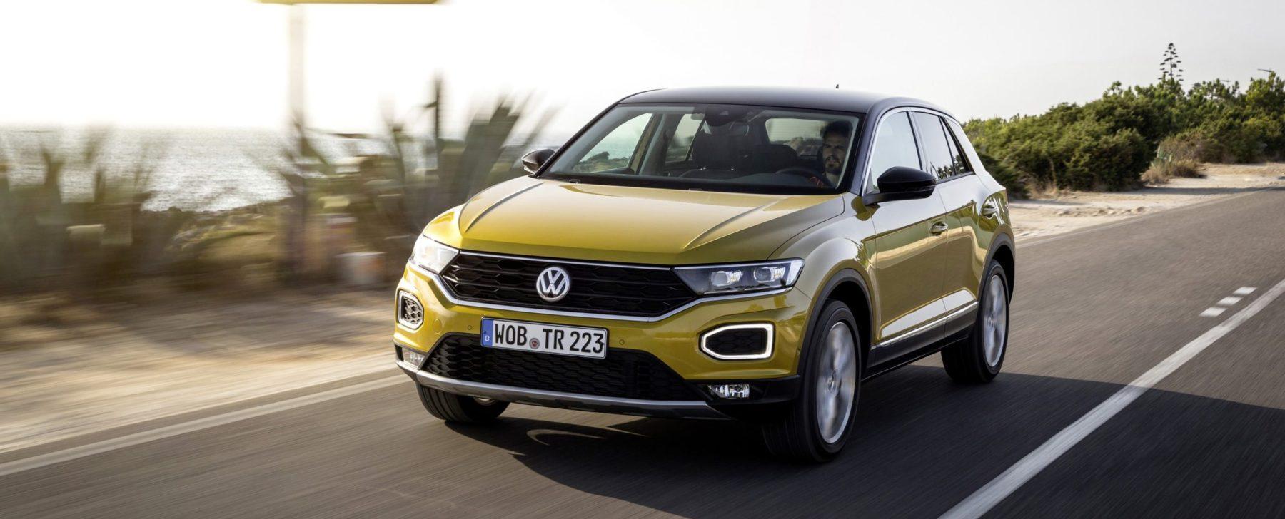 Volkswagen T-Roc, con diésel cumple mejor como familiar