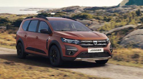 Dacia lanza el Jogger, su nuevo coche familiar barato de siete plazas
