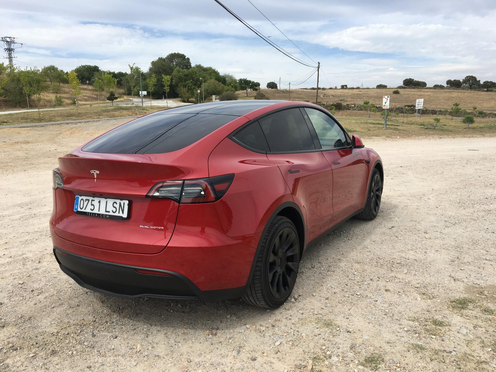 El nuevo Tesla Model Y, en 20 fotos