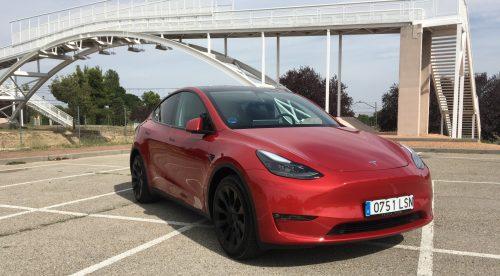 Conducimos el Tesla Model Y, el nuevo SUV medio de la marca