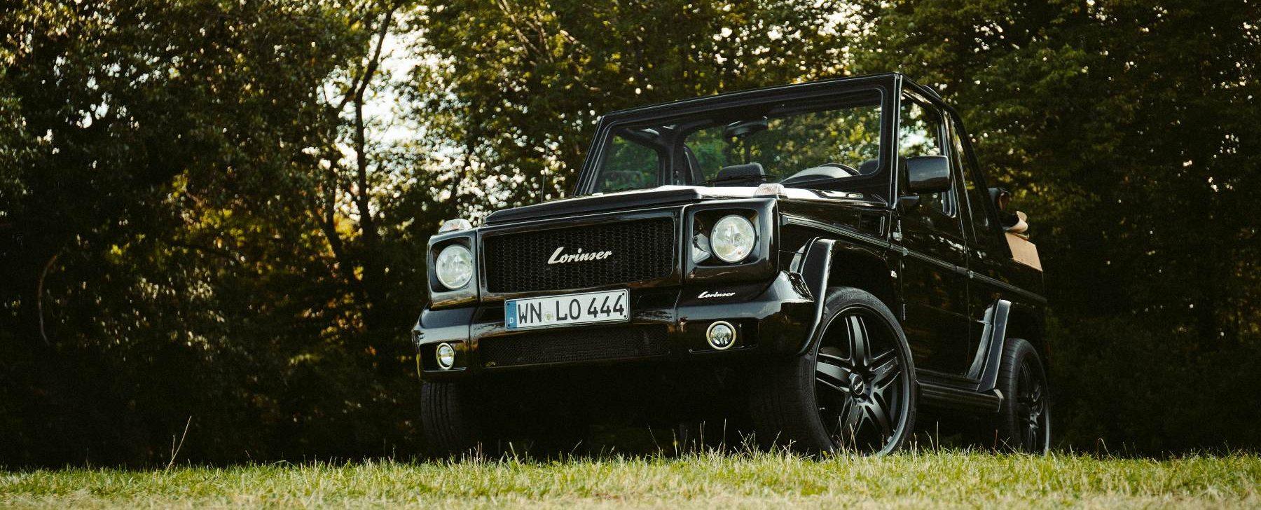 Lorinser Clase G Cabrio