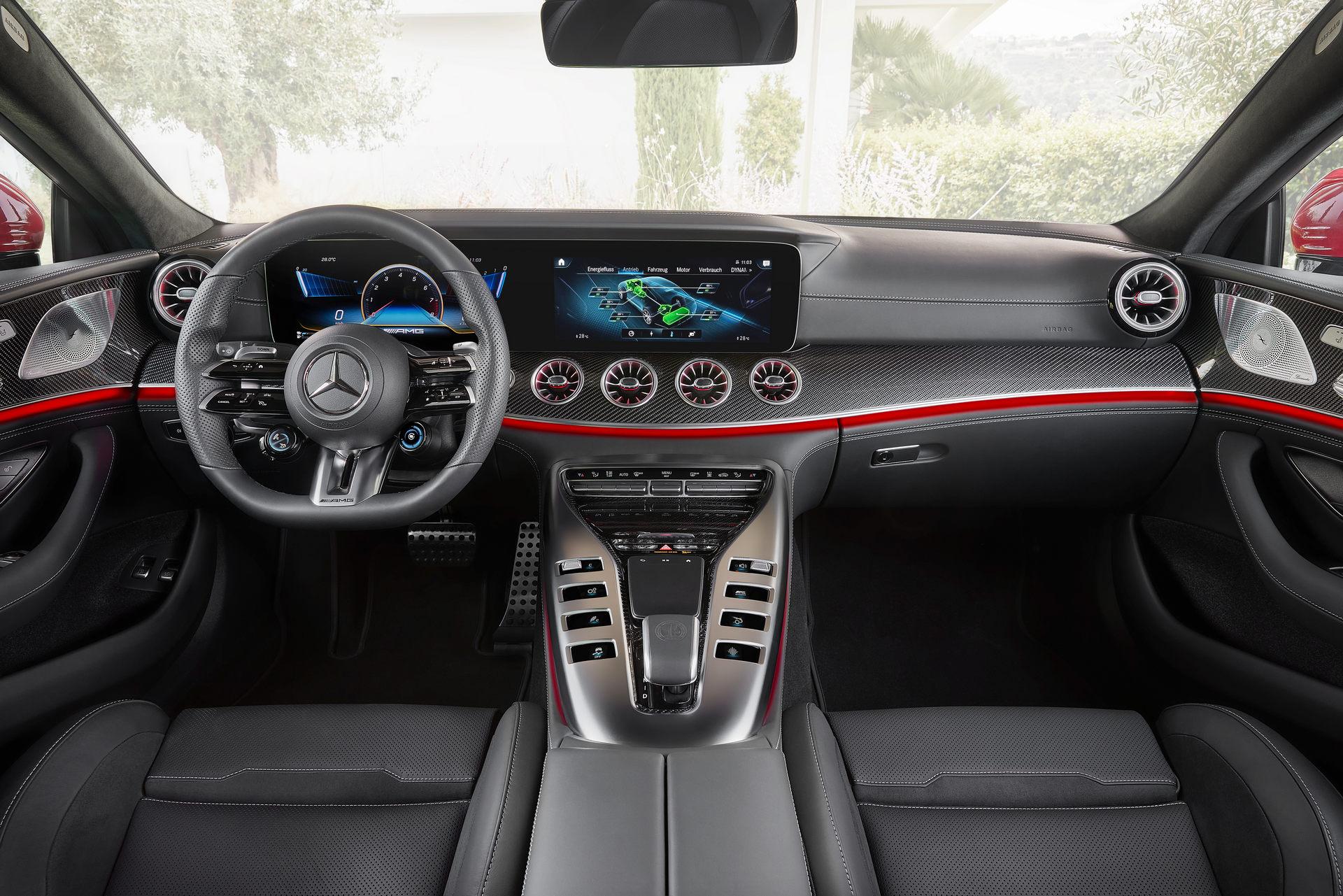 Mercedes-Benz AMG GT63 S E Performance
