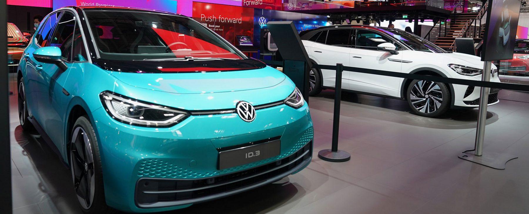 Salón de Múnich 2021: la llegada de los coches eléctricos asequibles