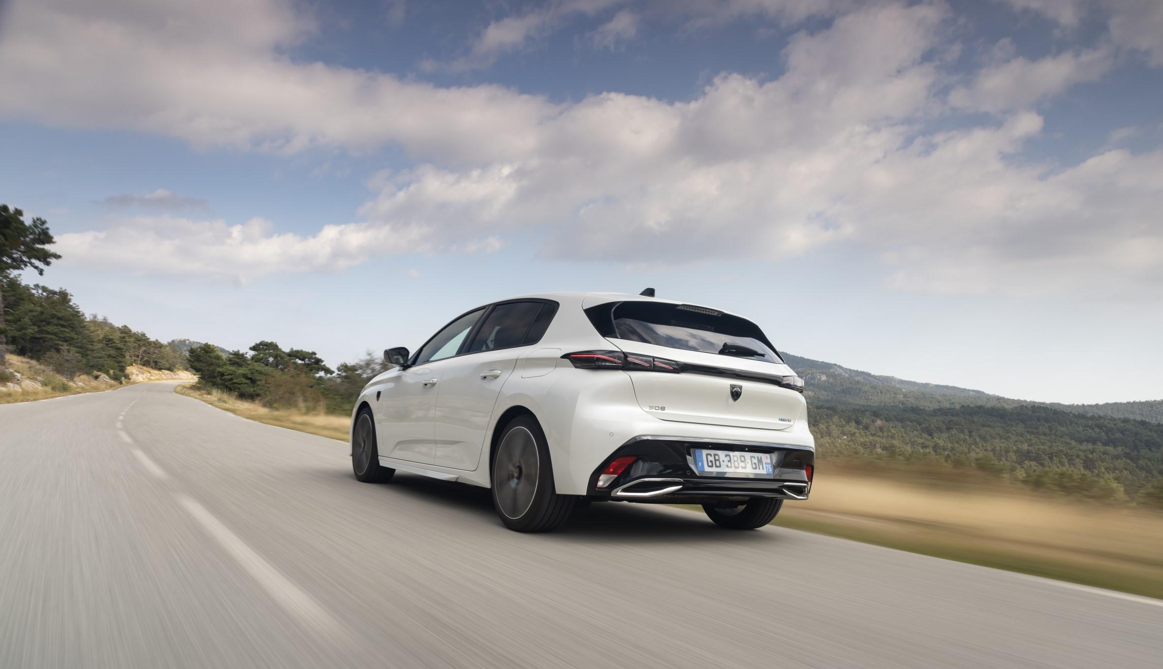 El nuevo Peugeot 308, por fuera y por dentro