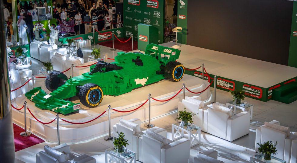 Fórmula 1 LEGO