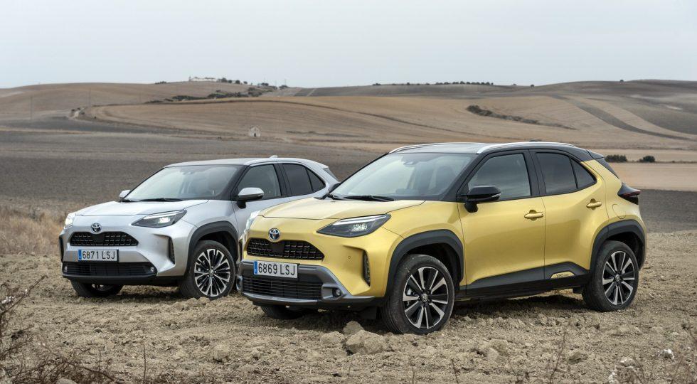 El nuevo Toyota Yaris Cross, al detalle