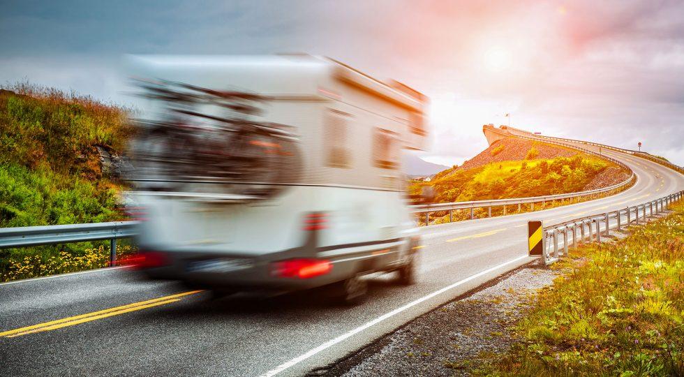 ¿Quieres viajar en autocaravana? Manual básico de uso