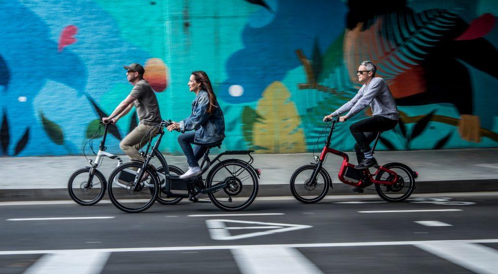 Las bicis eléctricas urbanas llegan a los concesionarios