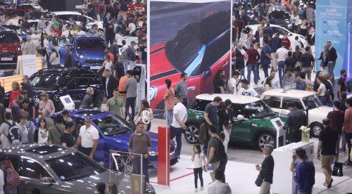 El coche eléctrico, protagonista en el regreso del Salón de Barcelona