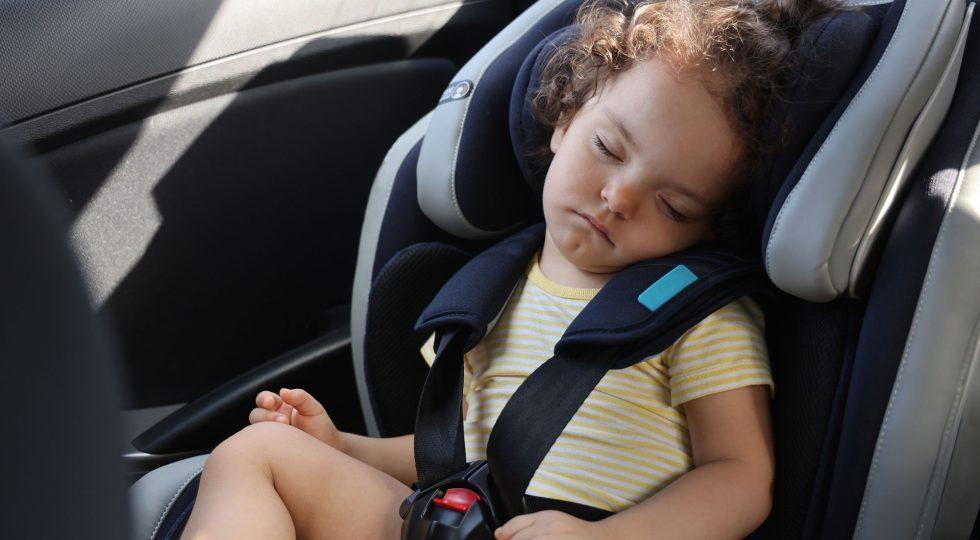 Los sistemas CDP detectan la presencia de niños en el habitáculo.