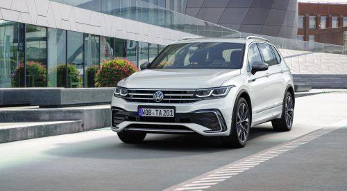 El Volkswagen Tiguan Allspace 2021 es más completo